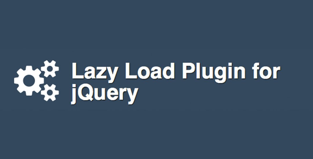 Lazy Load Plugin für jQuery + Trick